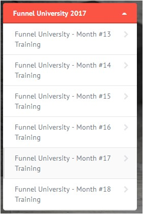 Funnel University Section 3