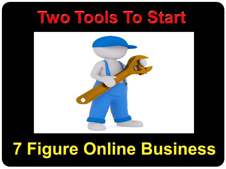 tools to start online business
