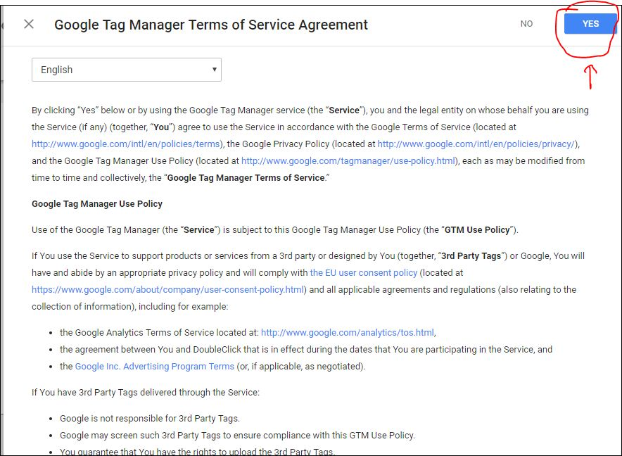 Google Tag Manager Policy 3 Whatever I Know