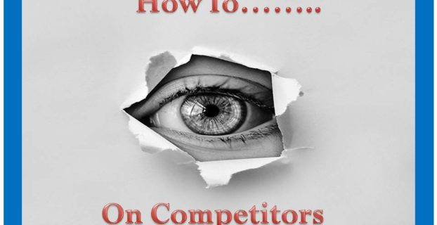 how to spy on competitors