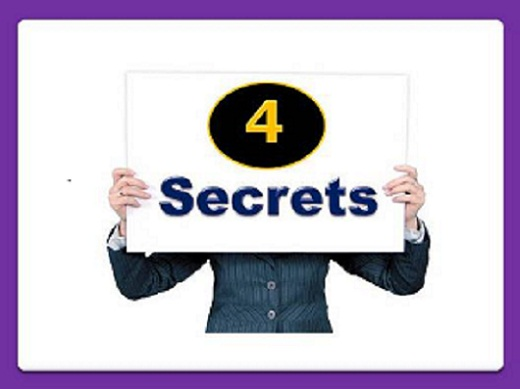 4 Secrets Revealed By 7 Figure Entrepreneur That Nobody Knows!