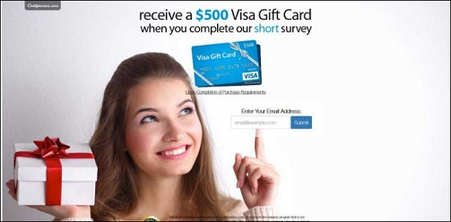500 gift card