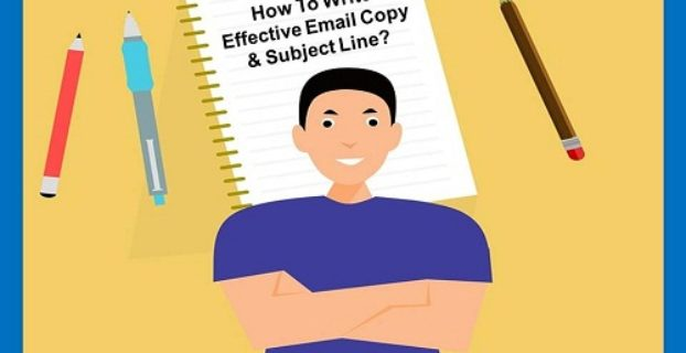 how to write effective email copy