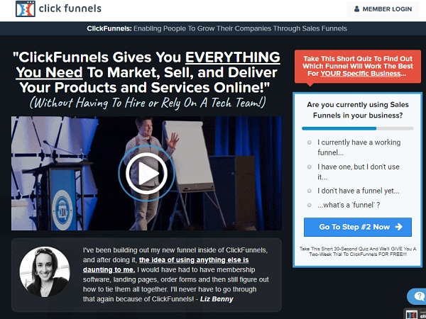 Are you currently using sales funnels in your business