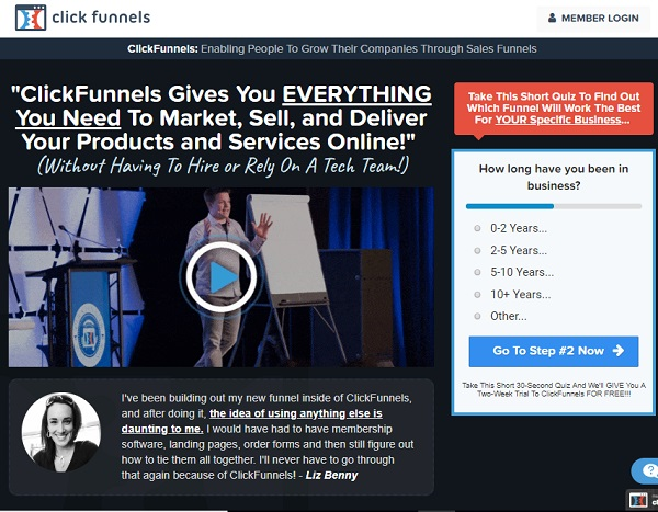 See This Report on Clickfunnels 60 Day Trial