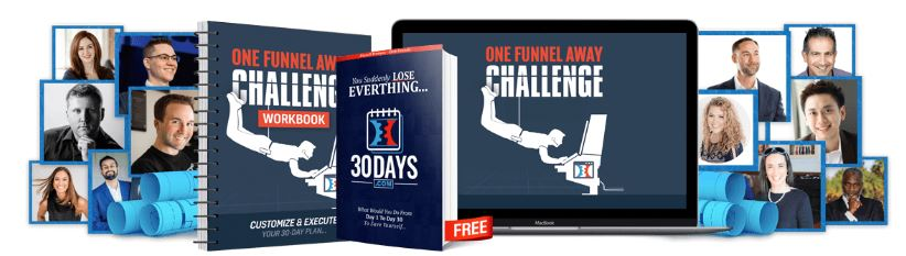 one funnel away challenge network marketing secrets book