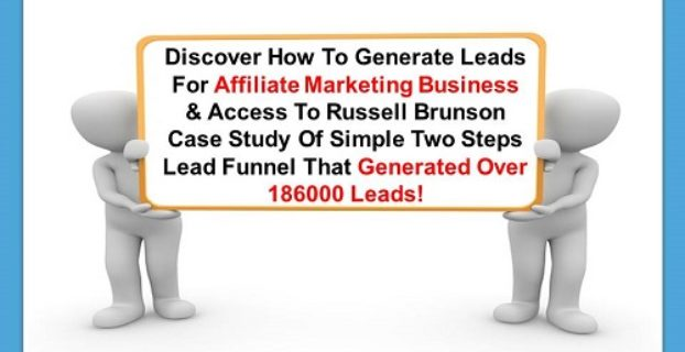 how to generate leads for affiliate marketing business