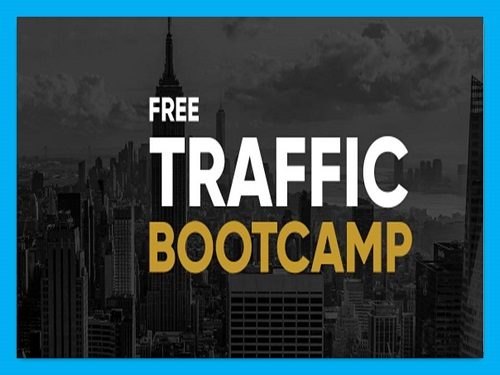 Legendary Marketer 30 Days Free Traffic Bootcamp
