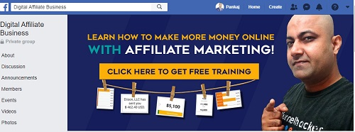 digital affiliate business