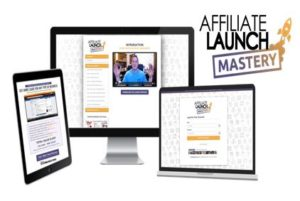affiliate launch mastery course