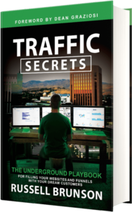 traffic secrets book russell brunson