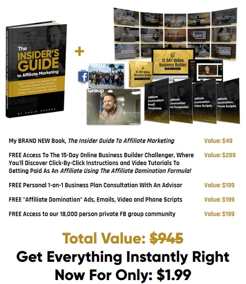 legendary marekter insider guide to affiliate marketing