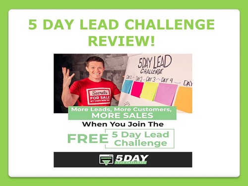 Free russell brunson 5 day lead challenge review